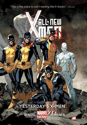All-New X-Men 1 By Bendis, Brian Michael/ Immonen, Stuart (ILT)